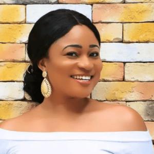 See Photos Of  Actress Christabel Ekeh Multi-Million naira Mansion