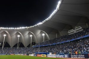 King Fahd International Stadium, Riyadh, Saudi Arabia
