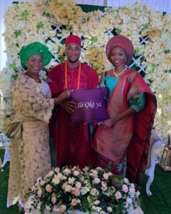 Akah Nnani and claire Idera Traditional marriage