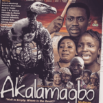 "Bukunmi Oluwasina Finally Drops Her Movie ""Akalamagbo"" 