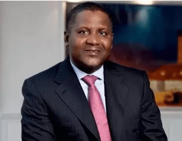 Dangote finally Reveals Why He Has No Personal House Outside Nigeria