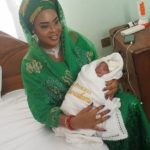 See Photos From Actress Sola Kosoko's Baby Naming Ceremony