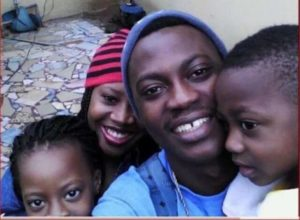 Sound Sultan, wife and kids