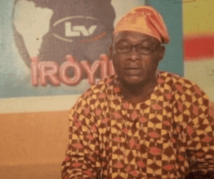 Nigerian broadcaster Toyin Kawojue Is Dead