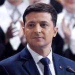 Ukranian Comedian, Volodmyr Zelensky Wins Presidential Election