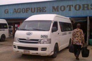 G. Agofure Motors
