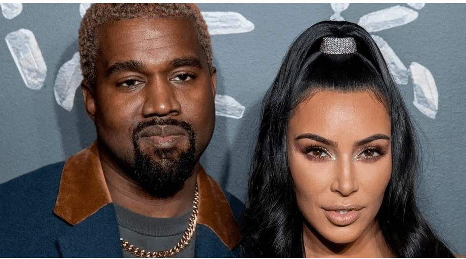 Kanye and Kim reveals name of newborn son