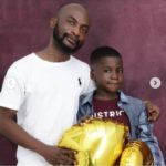 Nigerian Rapper, Lord Of Ajasa Celebrate Son's 10th Year Birthday (Photos)
