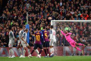 Chanpions League: Barcelona Thrash Liverpool 3-0