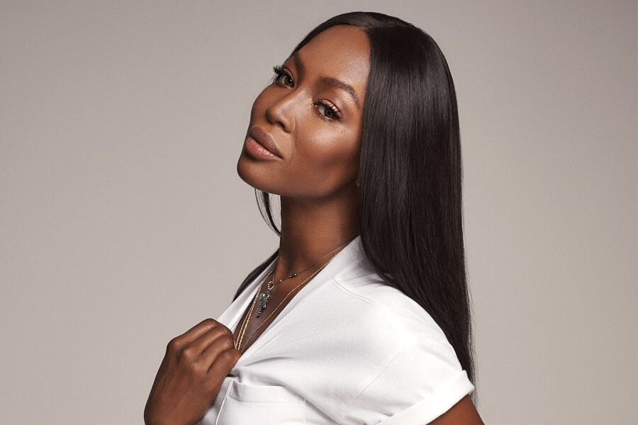 Naomi Campbell Joins NJew Modelling Agency On 49th Birthday
