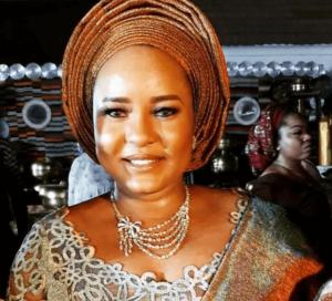 Oba Saheed Elegushi wife