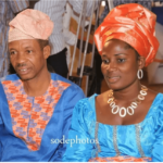 Saka and Wife celebrates 16th wedding anniversary