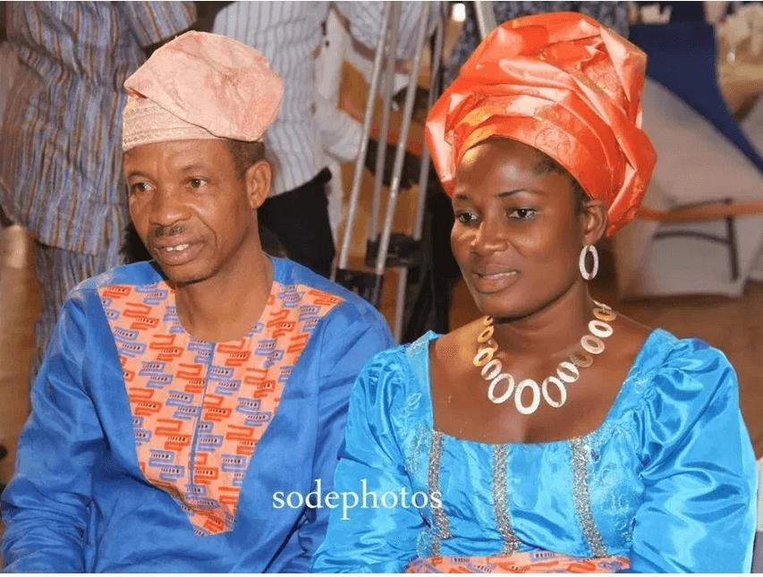 Saka and Wife celebrates 16th wedding anniversary