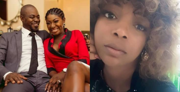 Yvonne Jegede Ex-Husband, Abounce Sparks Dating Rumours With Bimbo Akintola