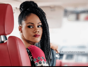 busola Dakolo bio, age, profile, wikipedia, instagram, pictures