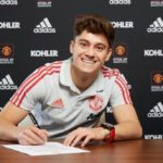 Manchester United new signing Daniel James
