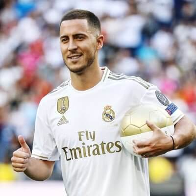 Eden Hazard Age, Wife, Brother, Stats, Net Worth & Pictures