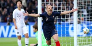 FIFA Women World Cup players