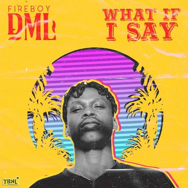 Fireboy DML - What If I Say mp3 download