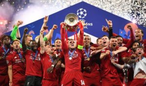 Liverpool Wins The Champions League For The Sixth Time