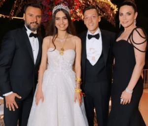 Mesut Ozil marriage