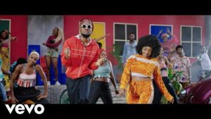 Simi Ft. Patoranking - Jericho mp4 download