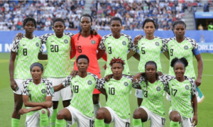 Super Falcons Qualify For Women's World Cup Round Of 16