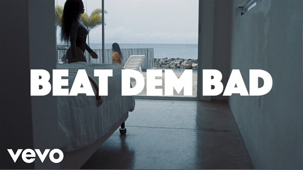 Vybz Kartel - Beat Dem Bad ft. Squash mp4 download