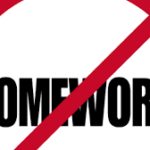 4 Reasons Why Homework Should Be Cancelled In School