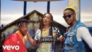 Youn Jonn Ft. Kizz daniel, Tiwa Savage - Ello Baby mp4 video download