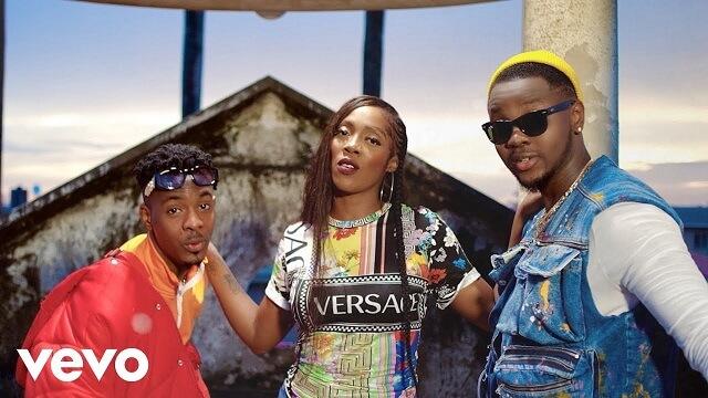Youn Jonn Ft. Kizz daniel, Tiwa Savage - Ello Baby mp4 video download