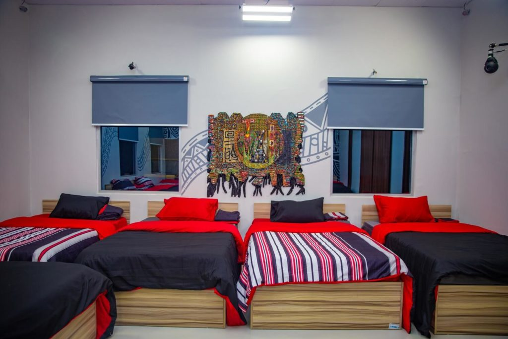 BBNaija pepper dem bedroom