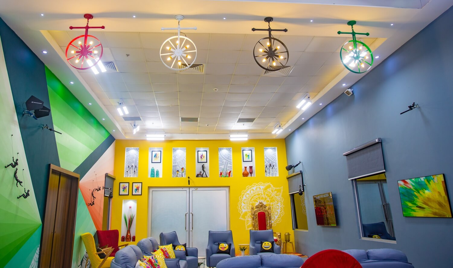 "Your Exclusive Look Into The #BBNaija ""Pepper Dem"" House (Photos)"