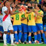 Brazil beat Peru to win Copa America