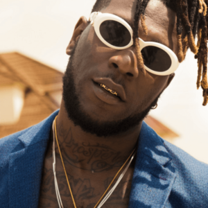 "Burna Boy Unveils Cover And Release Date For His ""African Giant"" Album"