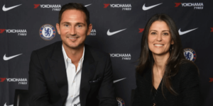 Chelsea Unveils Frank Lampard As New Manager