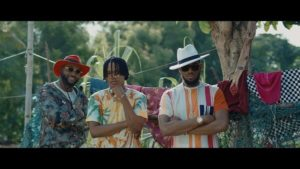 DJ Neptune - Ojoro Ft. D'Banj, Flash mp4 download