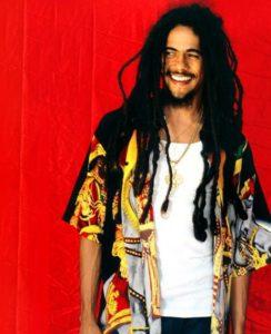Damian Marley dreadlocks