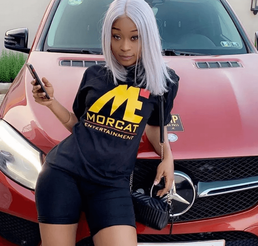 Ghanaian Movie Directors Don't Know How To Shoot Sex Scenes - Efia Odo Reveals