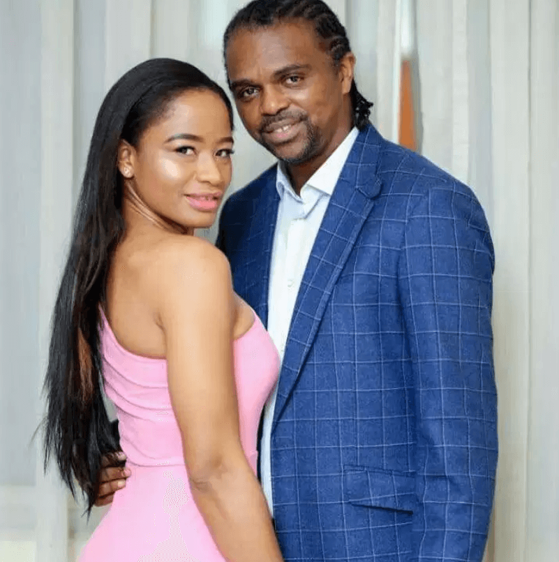 Nigerian Football Legend, Kanu Nwankwo & Wife Celebrates 15th Wedding Anniversary