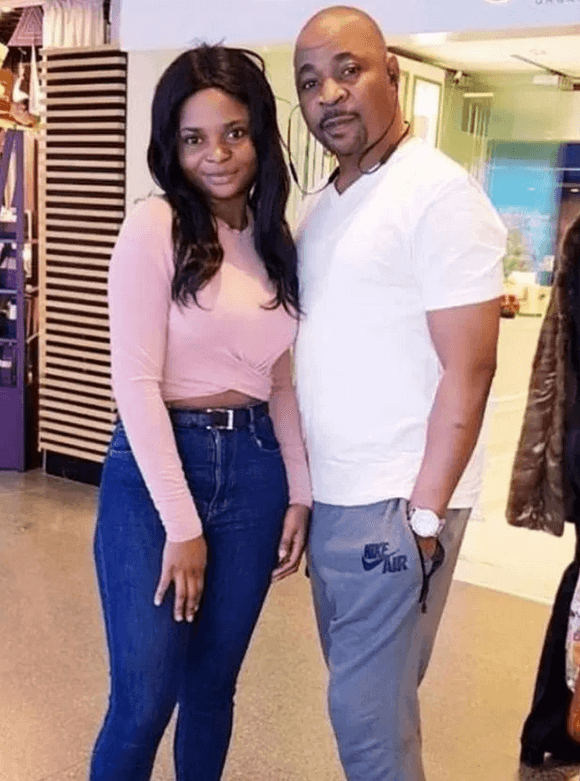 MC Oluomo celebrates daughters birthday with lovely photos