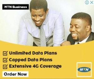 Seyi Awolowo on MTN advert