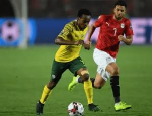 South Africa eliminates Egypt