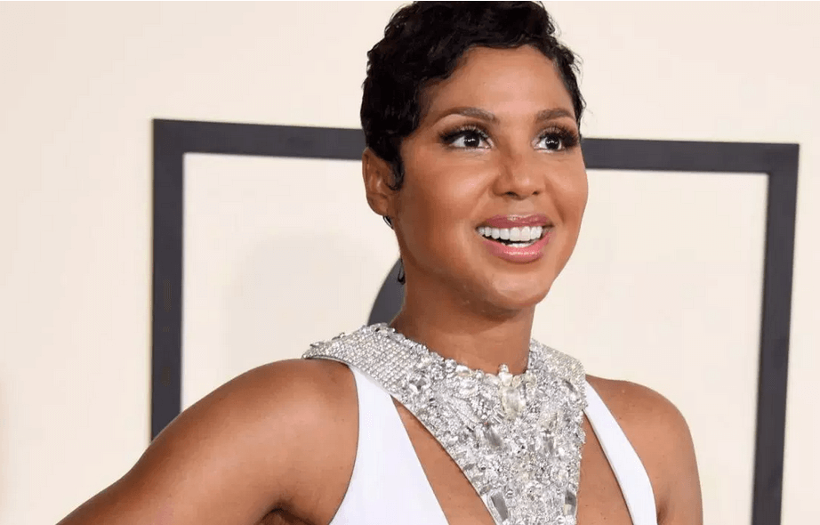 Toni Braxton epressed her love for Nigeria