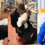 Yinka Ayefele welcomes triplets with wife