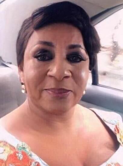 Mide Martins faceapp age challenge