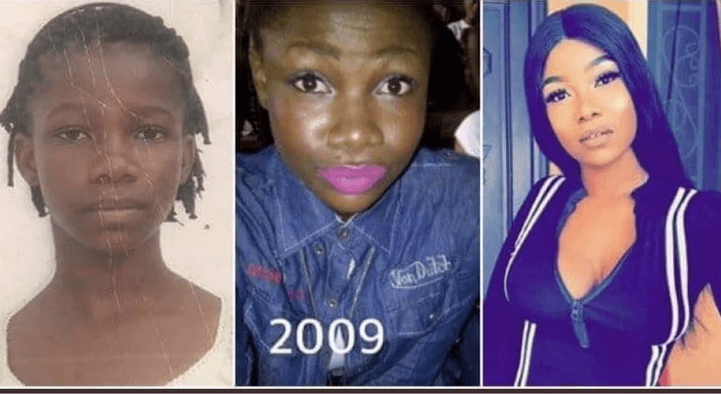 BBNaija 2019: Nigerians Dig Up Tacha's Old Photos