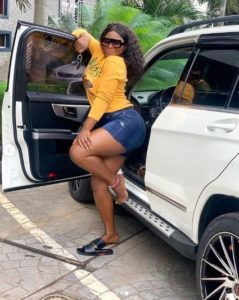 Actress Destiny Etiko Finally Speak On The Car She Got As Birthday Gift