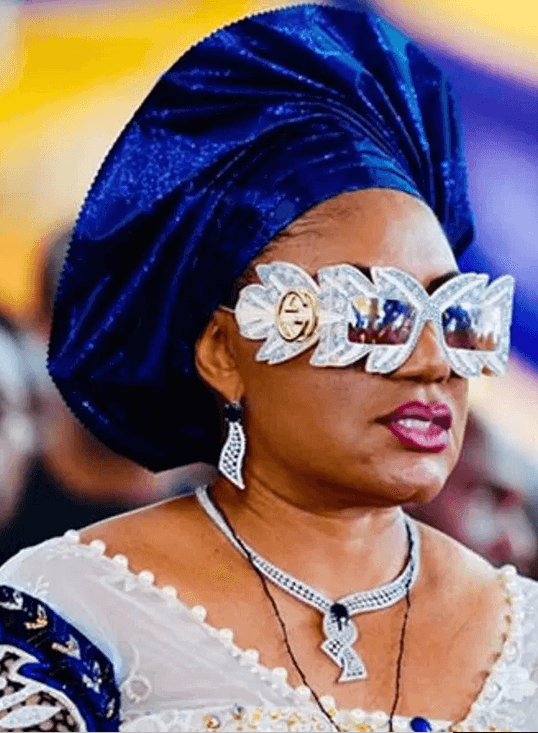 Anambra first lady steps out in a 1m gucci glasses (Photos)