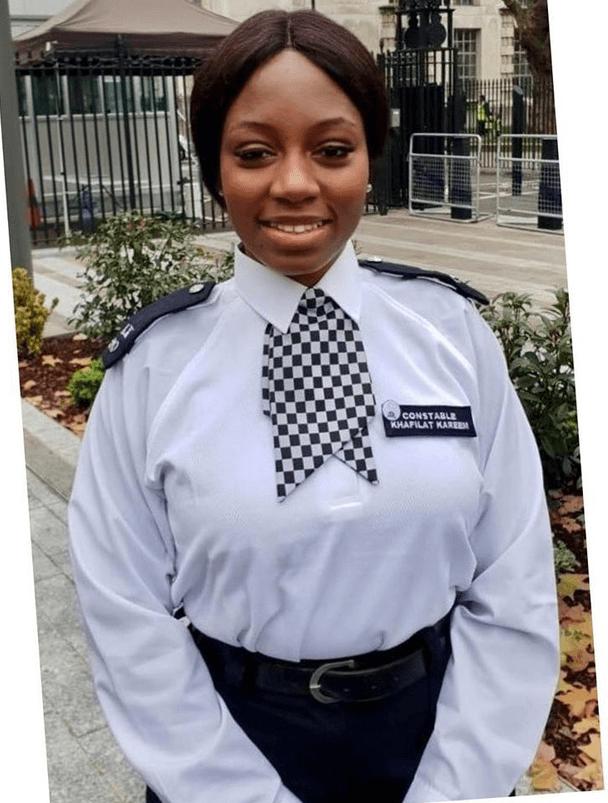 U.K Police Sack Khafi For Having S3x On Big Brother Naija